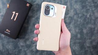 Xiaomi Mi 11 Pro Unboxing + Gaming Review ! (ENGLISH)