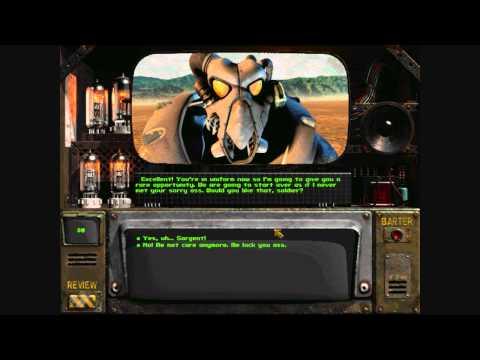Fallout 2 - SERGEANT ARCH DORNAN
