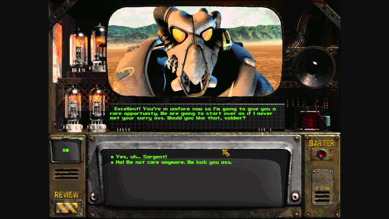 Download Fallout 2 - SERGEANT ARCH DORNAN