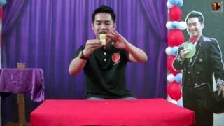 [Hướng dẫn] - Ảo thuật cơ bản đến nâng cao - Bài 2 - Giấy thành tiền - Kiểm tra tay