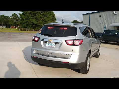 2015 Chevrolet Traverse (Chief's POV)