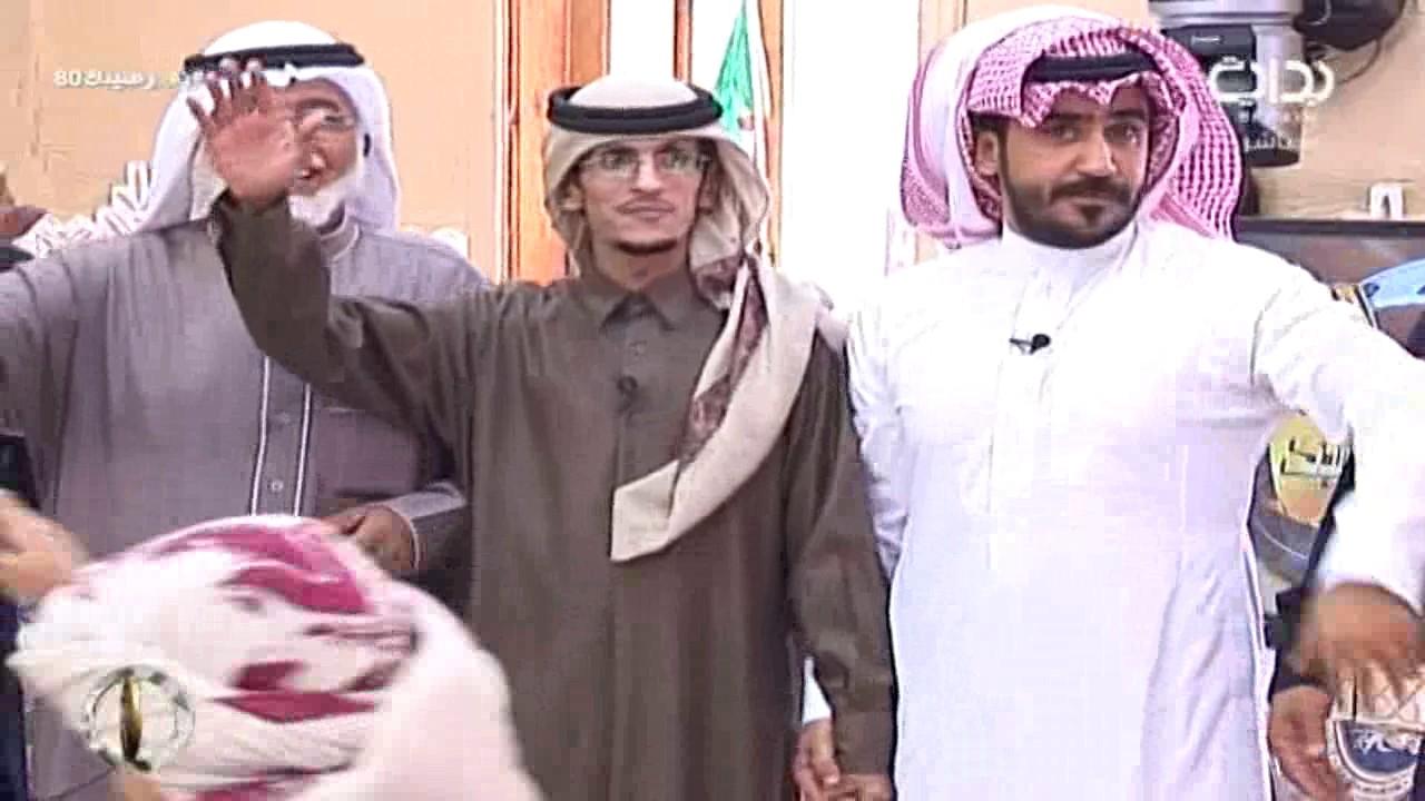الترحيب بـالشبل عبدالله هادي القحطاني و والده
