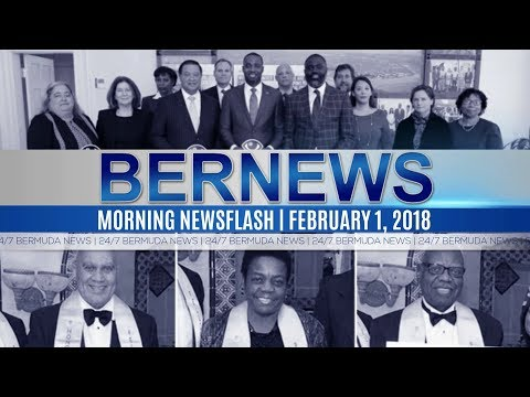 Bernews Newsflash For Thursday, February 1, 2018