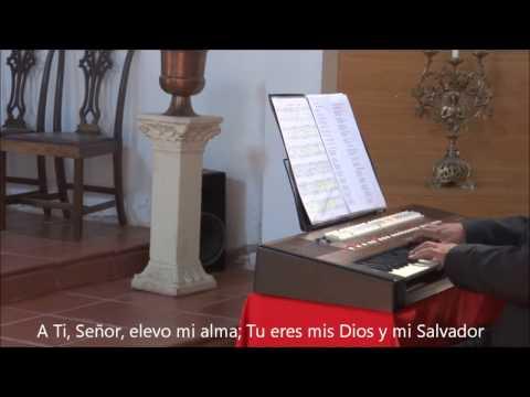 Cantos Cuaresma con Organo  1