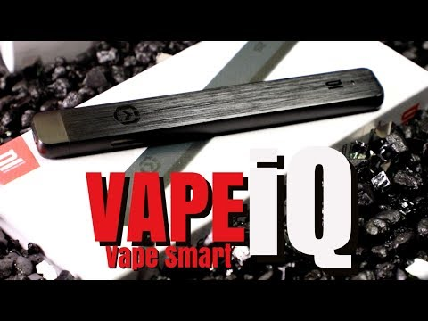 VAPE iQ Battery Device by HANGSEN   ~All In One Vape Pod System Review~