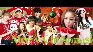 My Top 50 K-POP Christmas Songs