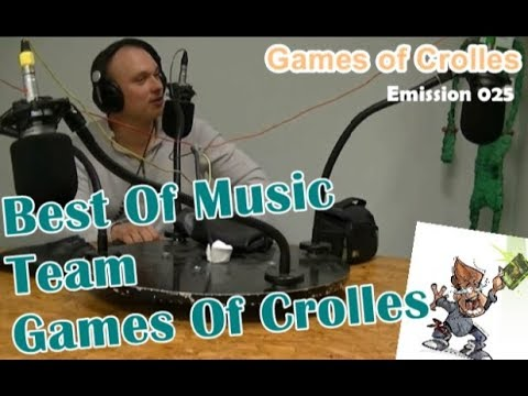 GOC 25 - Best Of Music Team GAMES OF CROLLES - Radio Gresivaudan