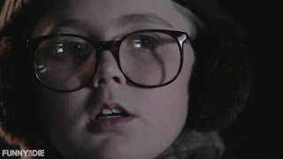 A Christmas Story - Only I Didn't Say Fudge