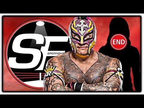 WWE Superstar vor Karriereende? Rey Mysterio ohne Vertrag (W