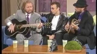 BEE GEES - GUILTY  ( LIVE PERFORMANCE )