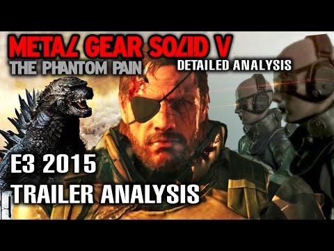 MGS5 Analysis: E3 2015 - Liquid & 'Solid', The Man with No Identity, Venom Schizophrenic?! - 1 Hour!