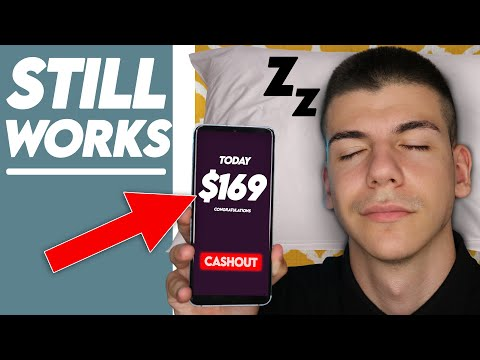 Do Nothing & Get Paid For Free (iOS & Android) | Make Money Online