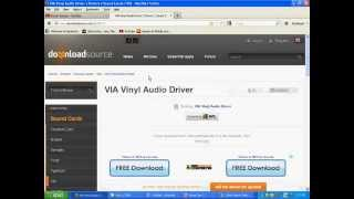 How to download Windows XP sound drivers
