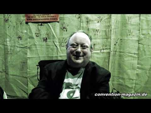 Laurence R. Harvey, Human Centipede, On The House Of Horrors In Oberhausen 2019