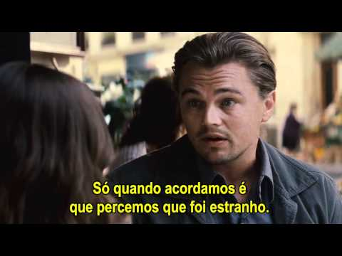 A ORIGEM (INCEPTION) - TRAILER HD - LEGENDADO BY KABLAM