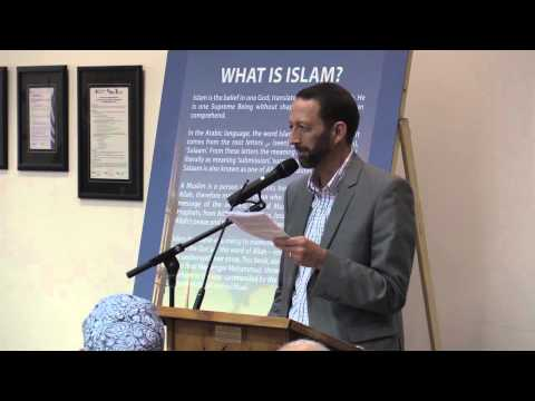 Islamic Conversations: Dr. Zachariah Matthews - The Rights o