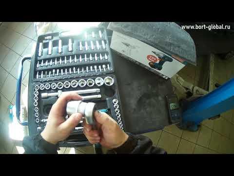 Обзор Набора ручного инструмента BORT BTK-94