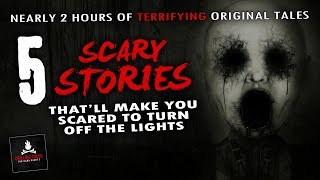 5 Scariest Stories on Reddit NoSleep Compilation ― Creepypasta Horror Story Collection 2018