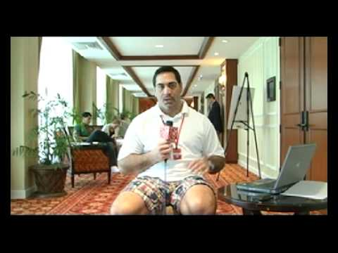 Kevin Mawae Players on UStream from NFLPA Board of Directors Meeting