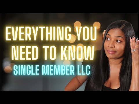 Single Member LLC  [LEGAL TIPS] | How to Form an LLC | Starting an LLC | Things to Avoid