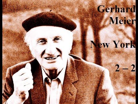 Gerhard Meier – Book Review–New York 2–2 – Archive Pedro Meier – Niederbipp