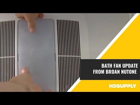 Bath Fan Update from Broan NuTone  - HD Supply Facilities Maintenance