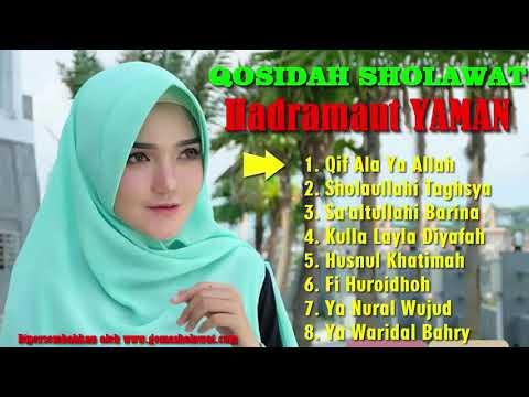 Qasidah Sholawat versi Hadramaut Yaman HD