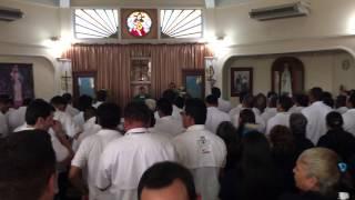 1er Retiro de Emaus para hombres en Acarigua - Araure
