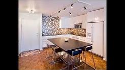 Track lighting kitchen design