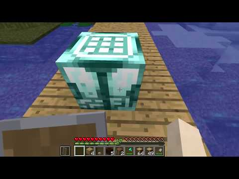 THE BIGGEST CRAFTING TABLE in MINECRAFT