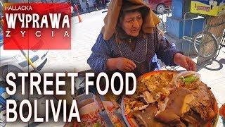 Prawdziwy STREET FOOD Bolivia - Uyuni - Wyprawa życia