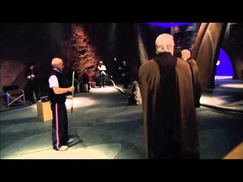 Star Wars  Sir Christopher Lee Tribute