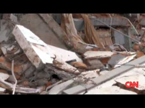 Morgues full in Indonesia earthquake