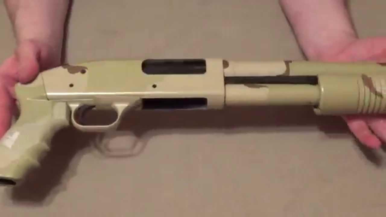 pistol grip only shotguns a bad idea youtube