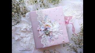 видео Свадебный фотоальбом (фотокнига) на заказ во Владивостоке, Уссурийске, Находке.