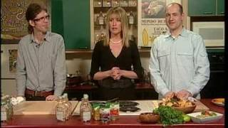 Nhl Steve Gainey - Raw Guacamole - Easy Real Whole Food Fast !