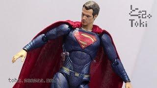 [東京コミコン2017] S.H.Figuarts SUPERMAN(JUSTICE LEAGUE) / スーパーマン display