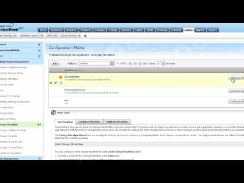 ServiceDesk Plus 9.0 Complete Product Demo Walkthrough