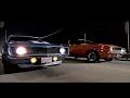 '69 Camaro/ '70 Challenger take on ricers