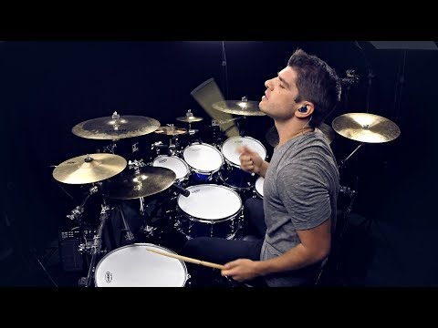 Cobus - Backstreet Boys - Larger Than Life (Drum Cover)