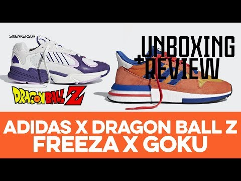 UNBOXING+REVIEW - adidas X Dragon Ball Z - 'Goku x Freeza'