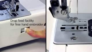 Швейная машина Toyota ECO34C купить(Приобрести эту машинку можно здесь: http://shveimashinki.ru/ Доставка во все регионы России, 3 года гарантии., 2013-10-29T15:32:19.000Z)