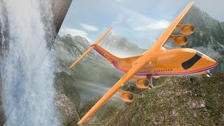 Tourist Plane Flight Simulator | HD Gameplay Trailer | Mobile Game