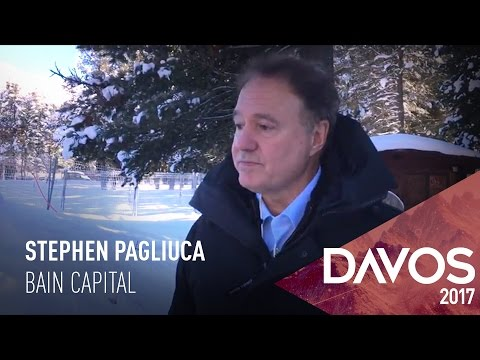 WEF 2017: Stephen Pagliuca On Trump
