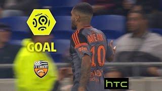 Goal Sylvain MARVEAUX (49') / Olympique Lyonnais - FC Lorient (1-4)/ 2016-17