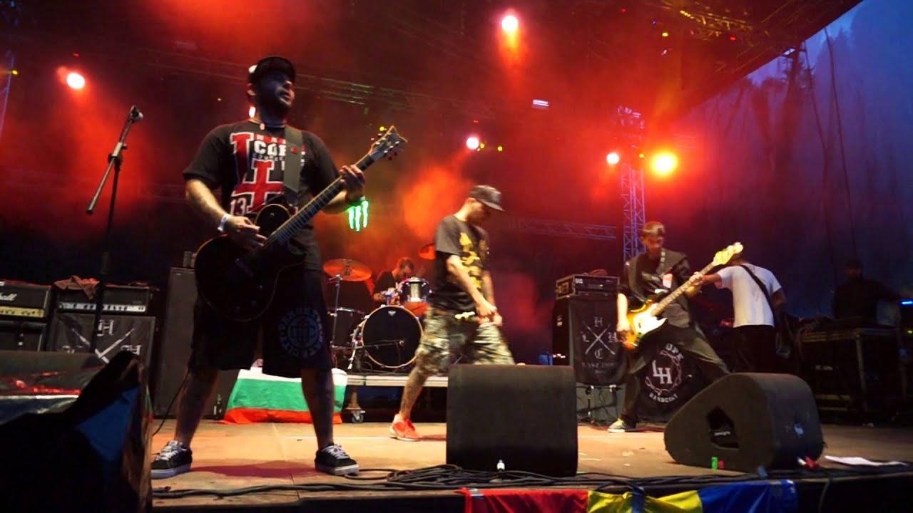 Last Hope @ Rockstadt Extreme Fest 2013