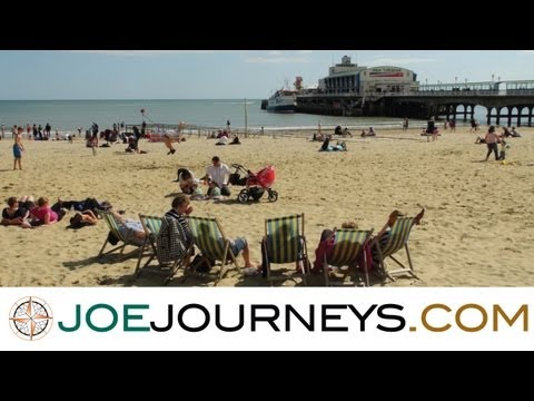 Bournemouth - England - UK  | Joe Journeys