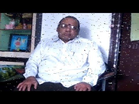 Damodarachary got appreciation from World Culture Poetry Forum