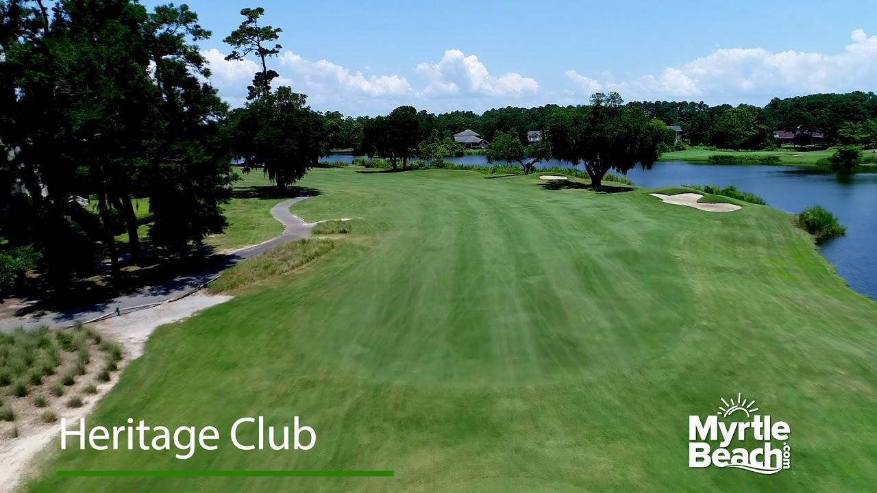 Heritage Club Golf Course Myrtlebeach