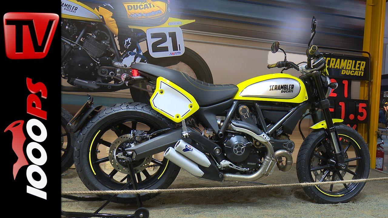 Ducati  Scrambler Frame